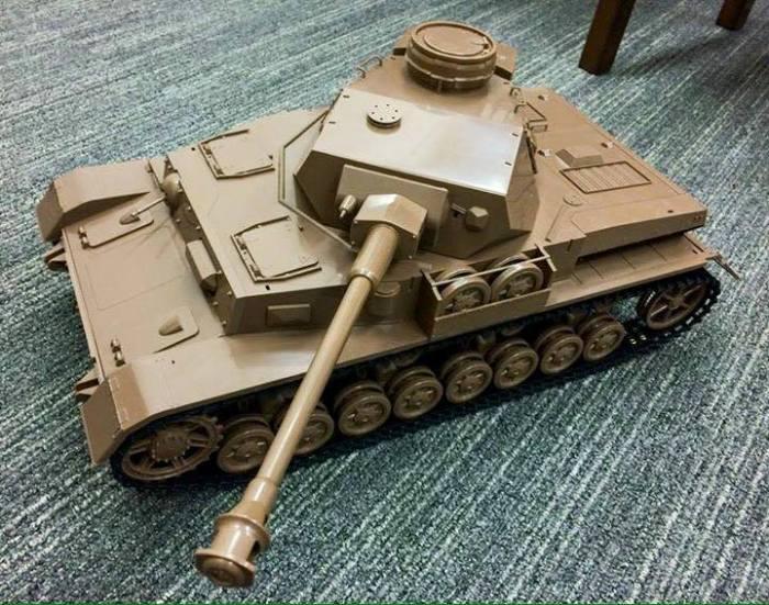 figma Veichles Panzer IV Ausf D H-Spec WF Excl Max Factory pics 04