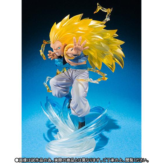 Gotenks SSJ3 Figuarts ZERO da ''Dragon Ball''