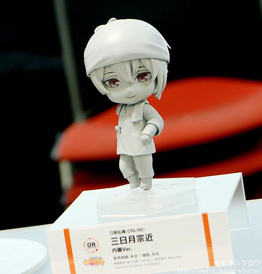 Nendoroid Co-de: Mikazuki Munechika Internal Affairs Ver.