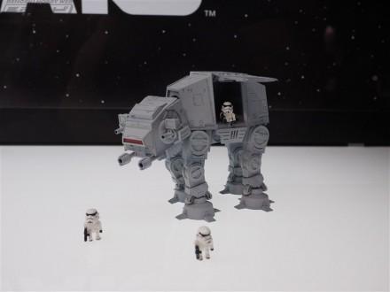 """AT-AT Walker linea Variable Action D-SPEC da """"Star Wars"""""""