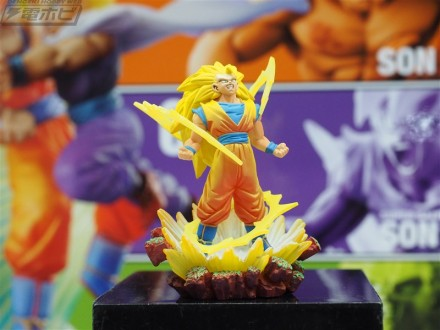 """Son Goku SSJ3 - Dracap Memorial 03 da """"Dragon Ball Super"""""""