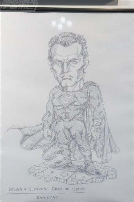 Concept per Super Man TOYS ROCKA!