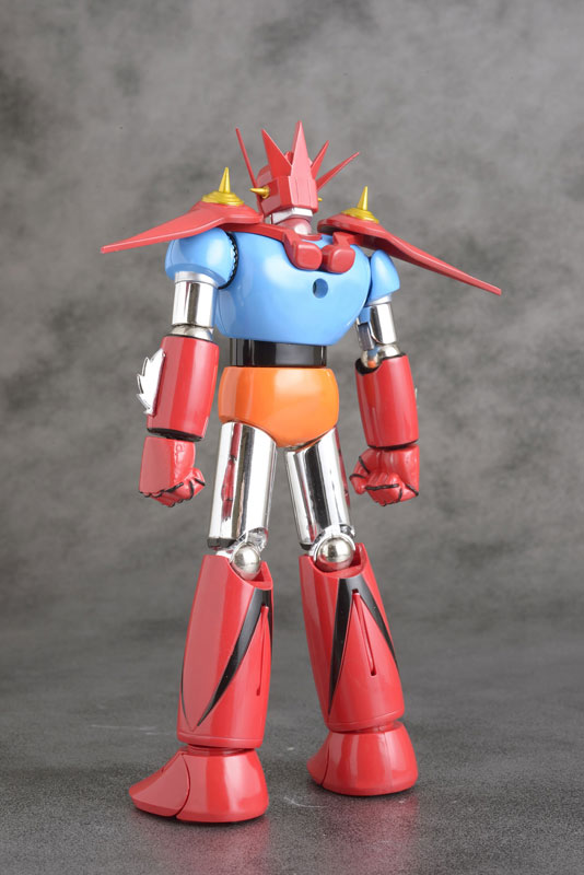 Getter Robo G Getter Dragon Comic Ver. Dynamite Action! No.36 di Evolution Toy Itakon.it -0003