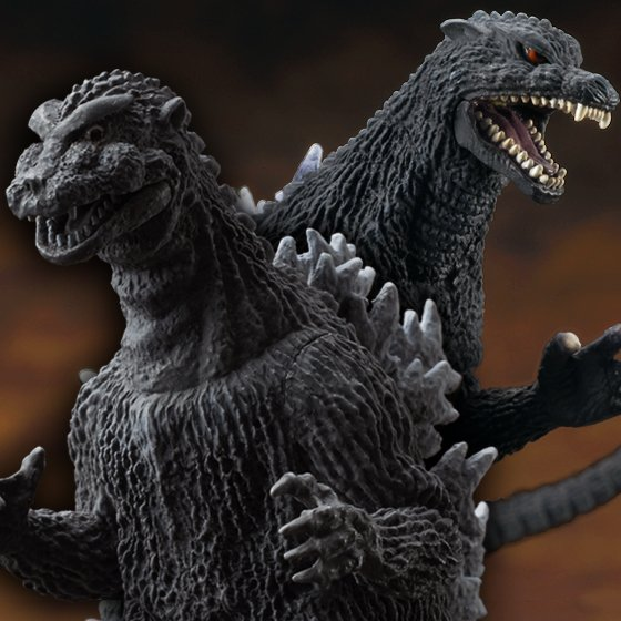 Godzilla SH MonsterArts - Bandai pre 01