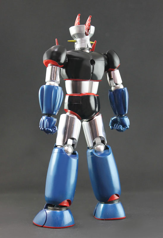 Mazinger Z Dynamite Action 35 Evolution Toy pre 02