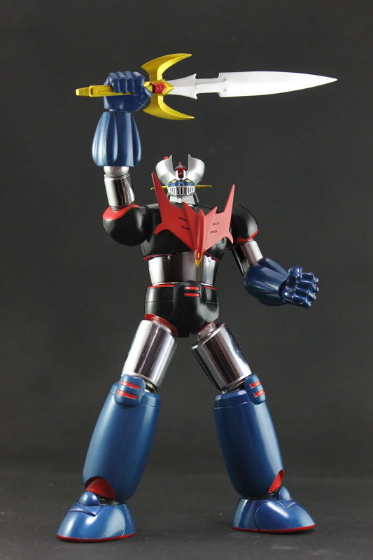 Mazinger Z Dynamite Action 35 Evolution Toy pre 04