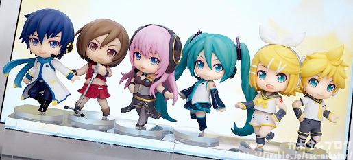 Nendoroid Petit Hatsune Miku Renewal GSC preview 12
