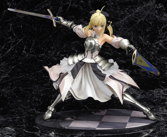 Saber Lily Distant Avalon Fate Stay Night GSC rerelease 02
