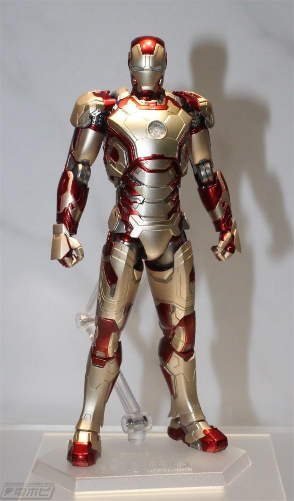 Iron Man Mark 42 Figma