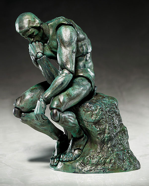 the thinker - ristampa - freeing - 1