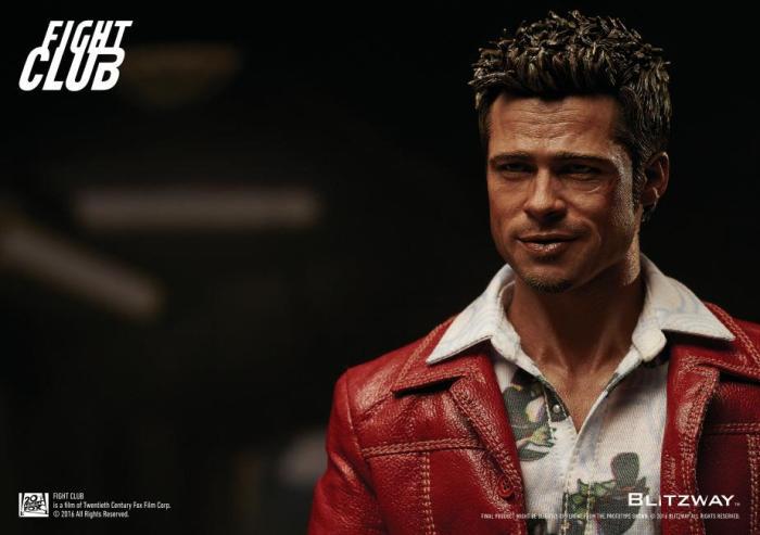 """[Blitzway] Fight Club - Tyler Durden """"Red Jacket Ver."""" 1/6 12472297_1169402059761451_543199882704684667_n"""