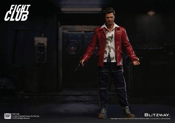"""[Blitzway] Fight Club - Tyler Durden """"Red Jacket Ver."""" 1/6 12928227_1169401976428126_8729148224156584435_n"""