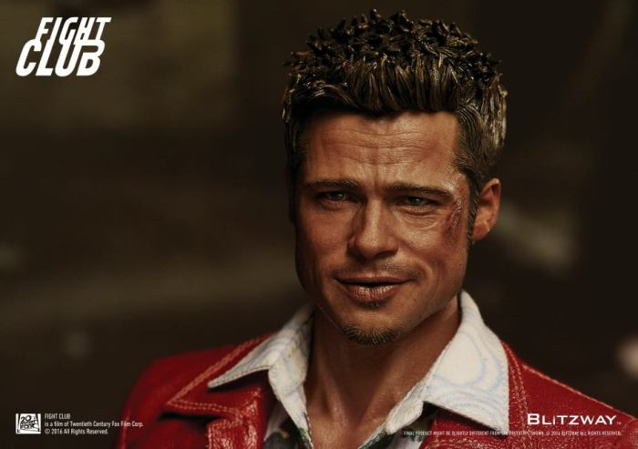 """[Blitzway] Fight Club - Tyler Durden """"Red Jacket Ver."""" 1/6 12933041_1169401913094799_5875602294339858296_n"""