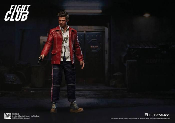 """[Blitzway] Fight Club - Tyler Durden """"Red Jacket Ver."""" 1/6 12936526_1169401959761461_8953233275832472299_n"""
