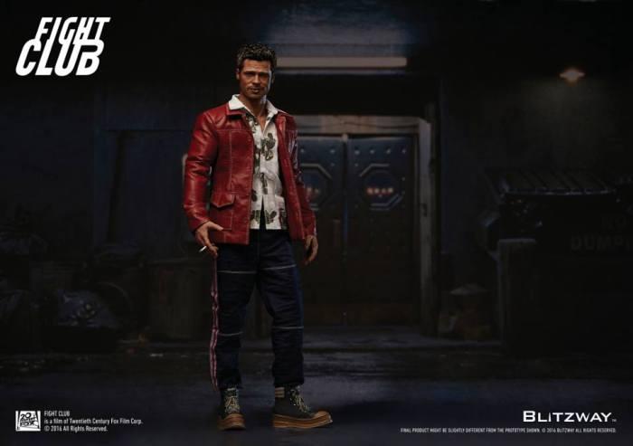 """[Blitzway] Fight Club - Tyler Durden """"Red Jacket Ver."""" 1/6 12936571_1169401919761465_3855947613706204780_n"""