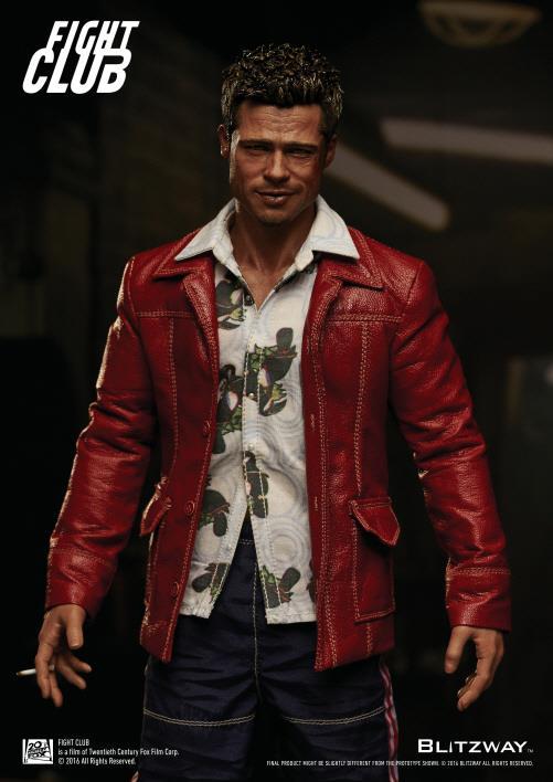 """[Blitzway] Fight Club - Tyler Durden """"Red Jacket Ver."""" 1/6 12963512_1169401826428141_8416932583873169445_n"""