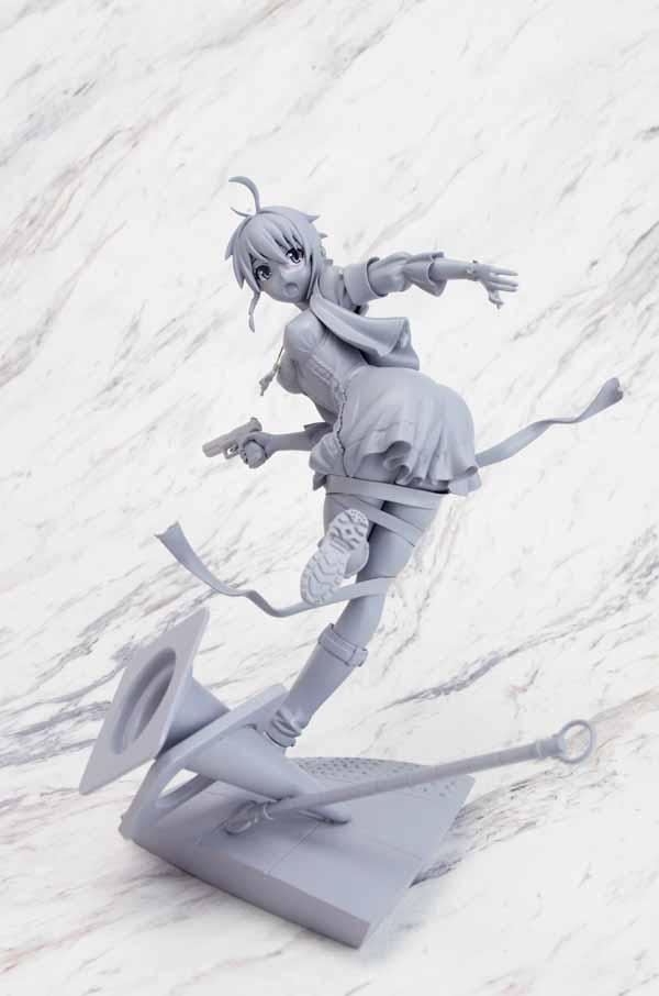 Aoi Sakurai - Rail Wars - Broccoli prototype 07