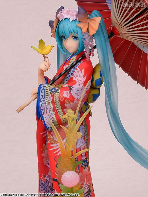 Miku Hatsune Hanairogoromo Stronger photogallery 11