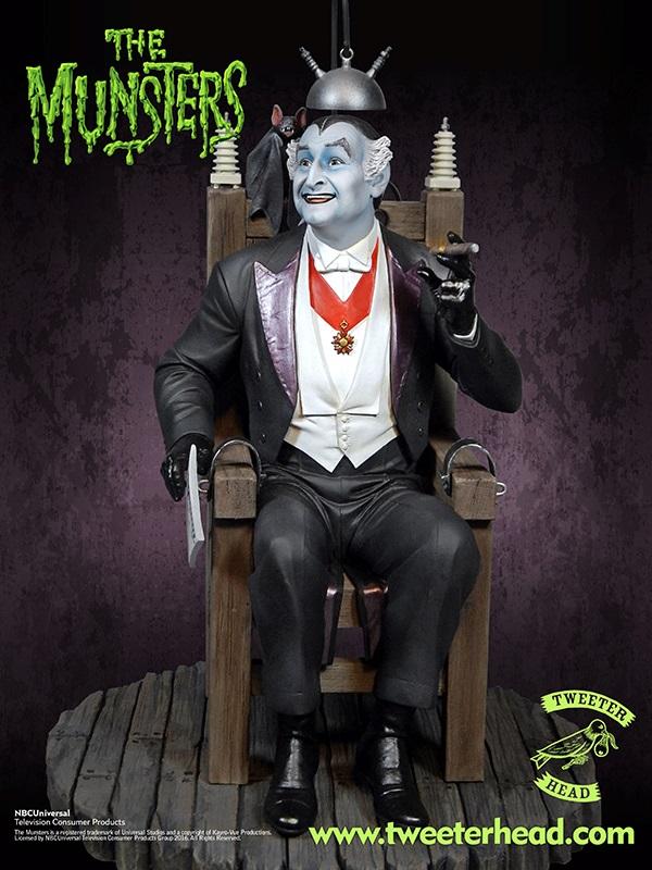 Munsters-Tweeterhead-Grandpa-Munster-Statue-003