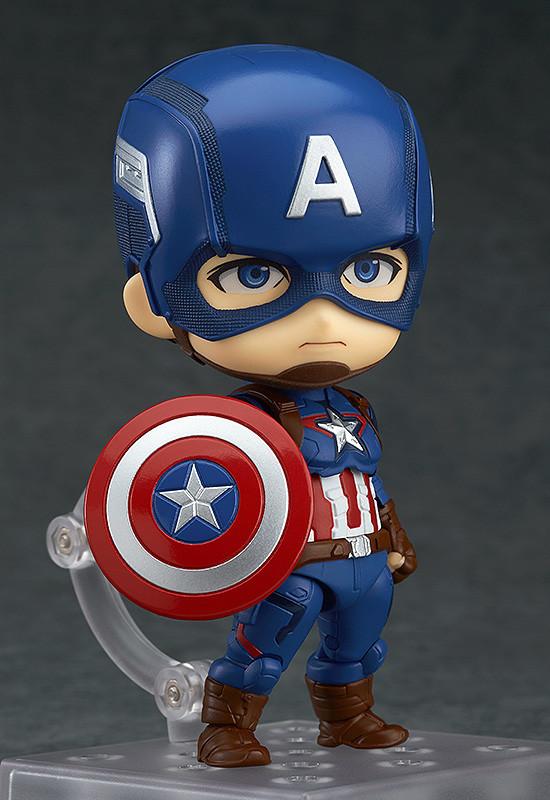 Nendoroid Captain America - Avengers - GSC preorder 01