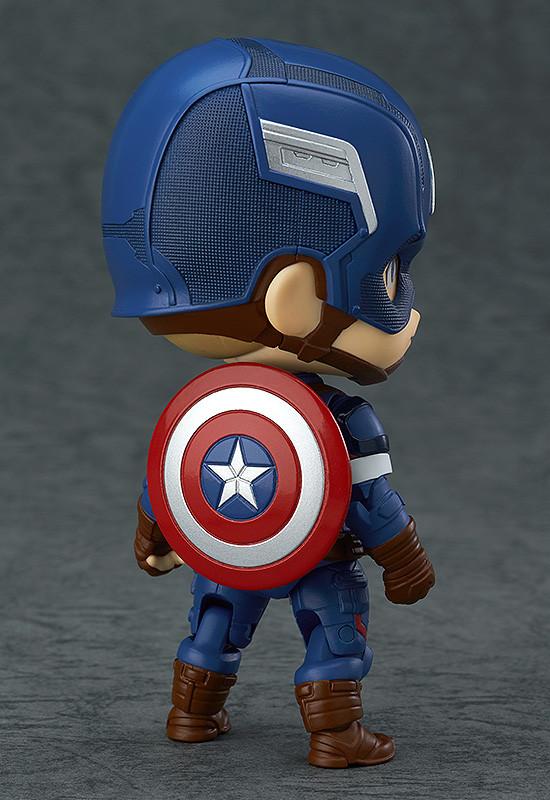 Nendoroid Captain America - Avengers - GSC preorder 02