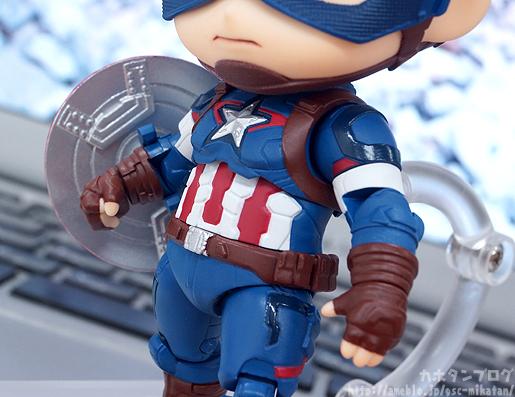 Nendoroid Captain America - Avengers - Good Smile Company gallery 02