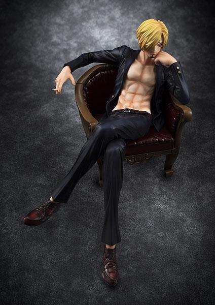Sanji POP One Piece Limited MegaHouse pics 12