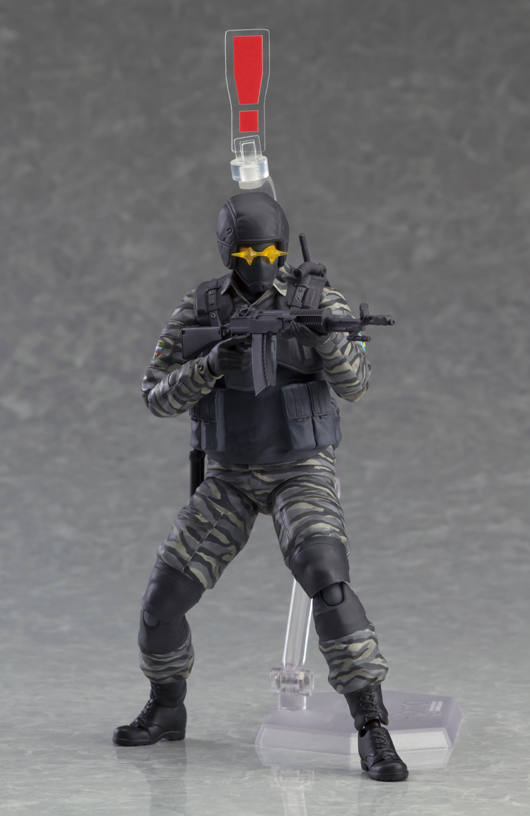 figma Gurlukovich Army Soldiers MGS2 Max Factory pics 02