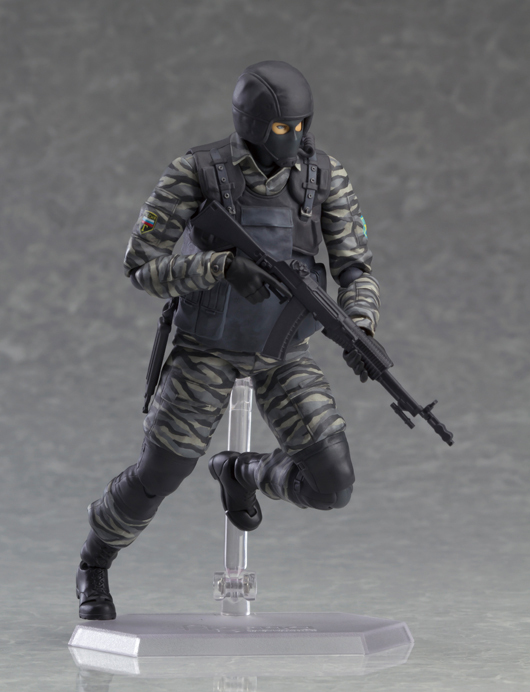figma Gurlukovich Army Soldiers MGS2 Max Factory pics 03