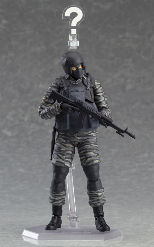 figma Gurlukovich Army Soldiers MGS2 Max Factory pics 04
