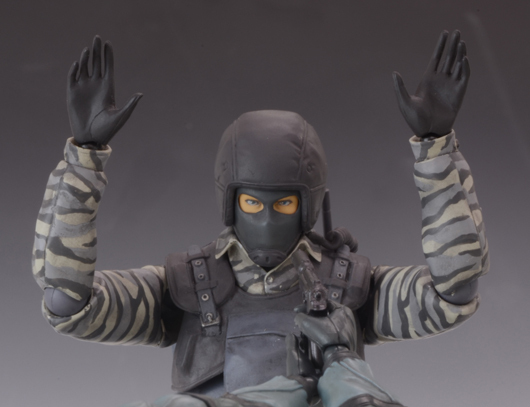 figma Gurlukovich Army Soldiers MGS2 Max Factory pics 07