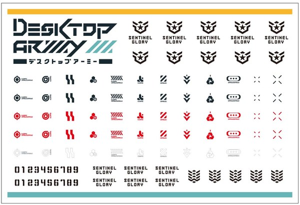 Desktop Army B-101s Sylphy Series Megahouse Itakon.it -0002