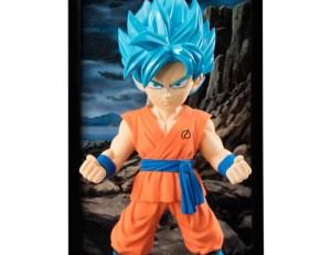 Goku Super Saiyan God SS Tamashii Buddies Dragon Ball Super Bandai pre 20