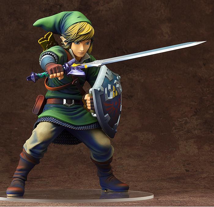Link The Legend of Zelda Good Smile Company WHS preorder 02