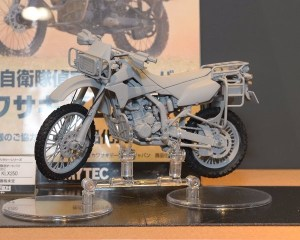 Little Armory LM001 Kawasaki KLX250 Tomytec 03