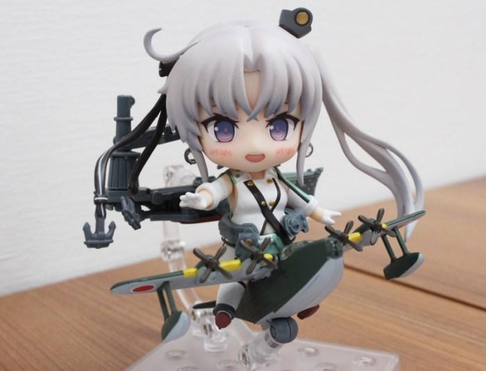 Nendoroid Akitsushima KanColle 12