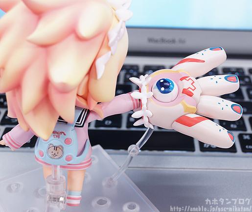 Nendoroid Kogane Asabuki GSC preview 10