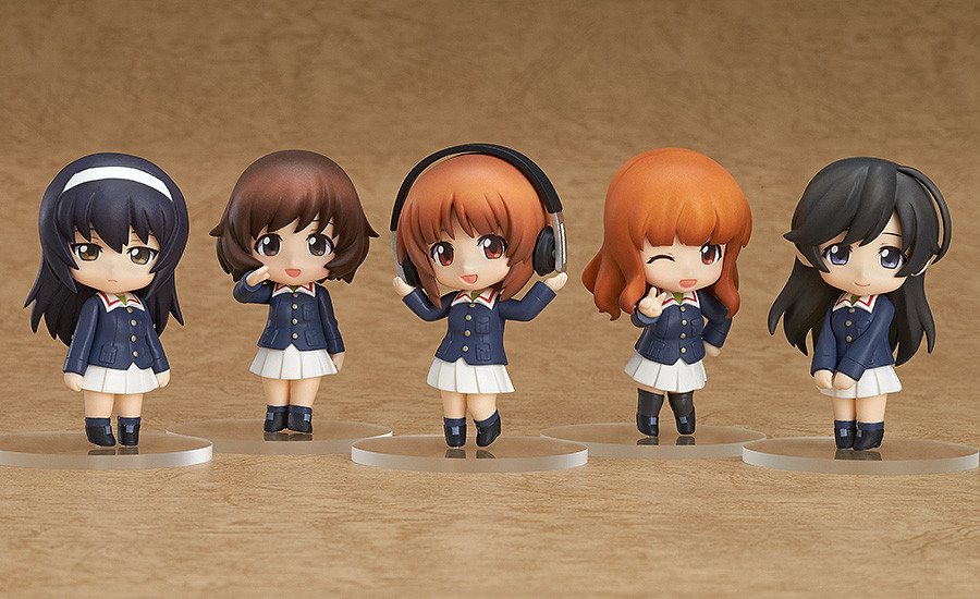 Nendoroid Petit Girls und Panzer Good Smile Company rerelease 02