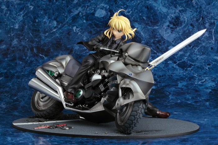 Saber & Saber Motored Cuirassier Fate ZERO GSC rerelease 04