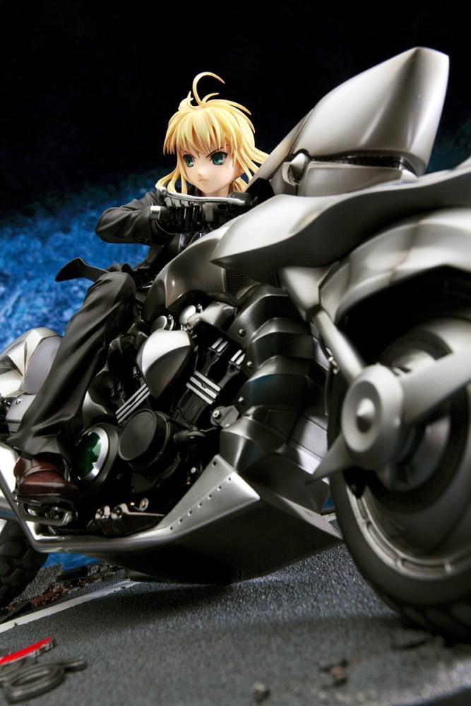 Saber & Saber Motored Cuirassier Fate ZERO GSC rerelease 08