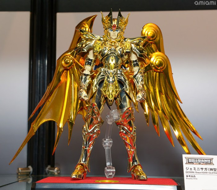Gemini Saga God Cloth Myth Cloth
