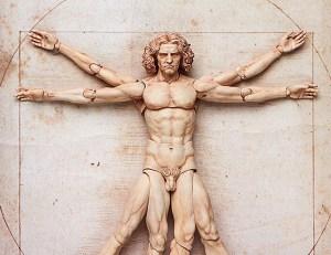 figma VItruvian Man The Table Museum FREEing pre 20