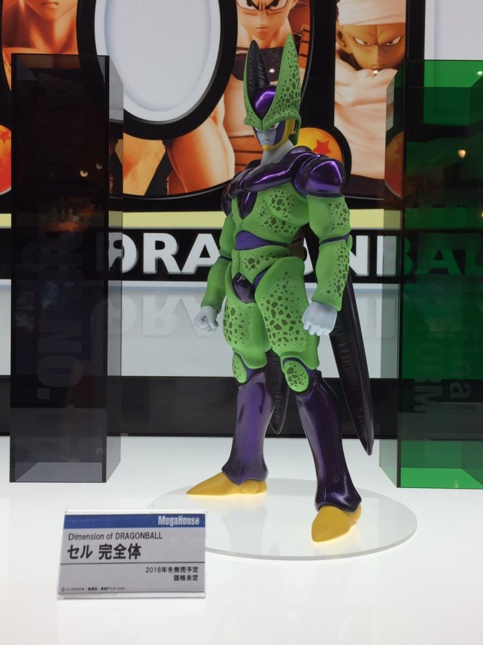 Cell Dimension of  Dragon Ball