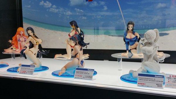 Le bellissime BB ver. delle fanciulle di One Piece
