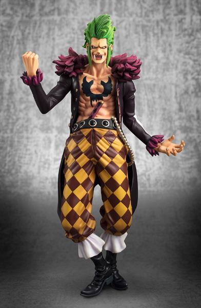 Bartolomeo POP One Piece MegaHouse pre 01