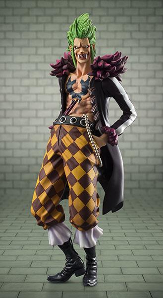 Bartolomeo POP One Piece MegaHouse pre 05