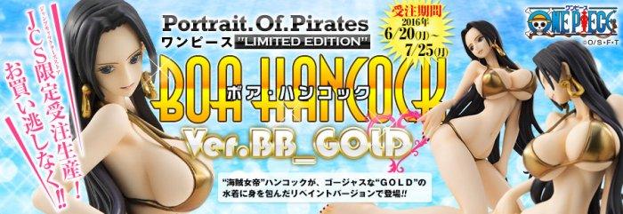 Boa Hancock BB GOLD ps 01