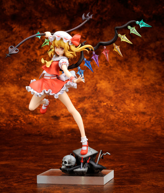 Flandre Scarlet Touhou Project Ques Q rerelease 02