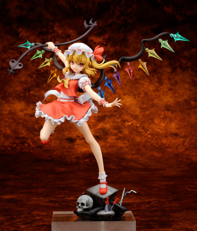 Flandre Scarlet Touhou Project Ques Q rerelease 08