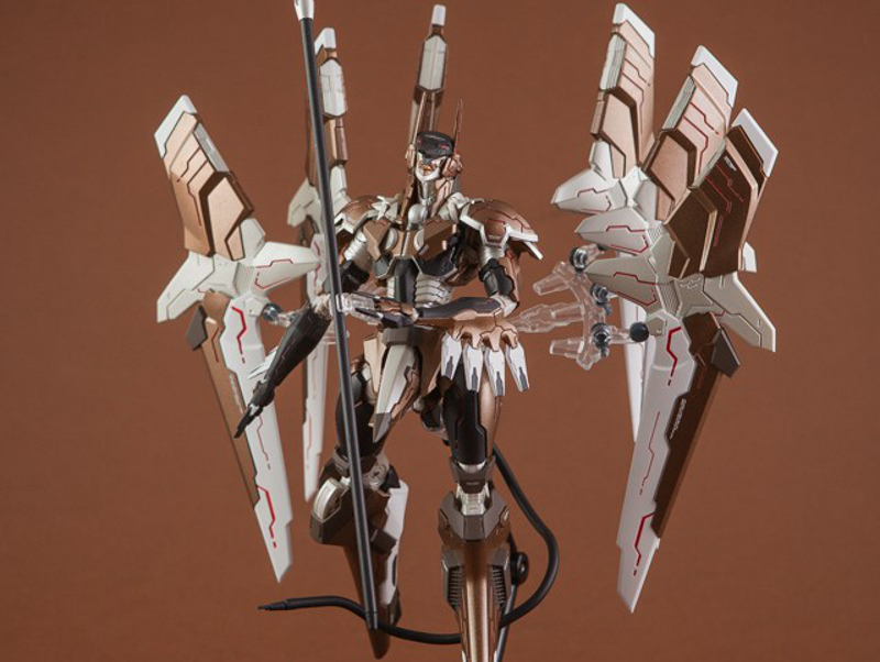 Sentinel Riobot 12 Anubis da Zone Of The Enders – Recensione